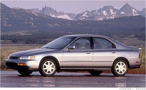 1994 Honda Accord EX Sedan.