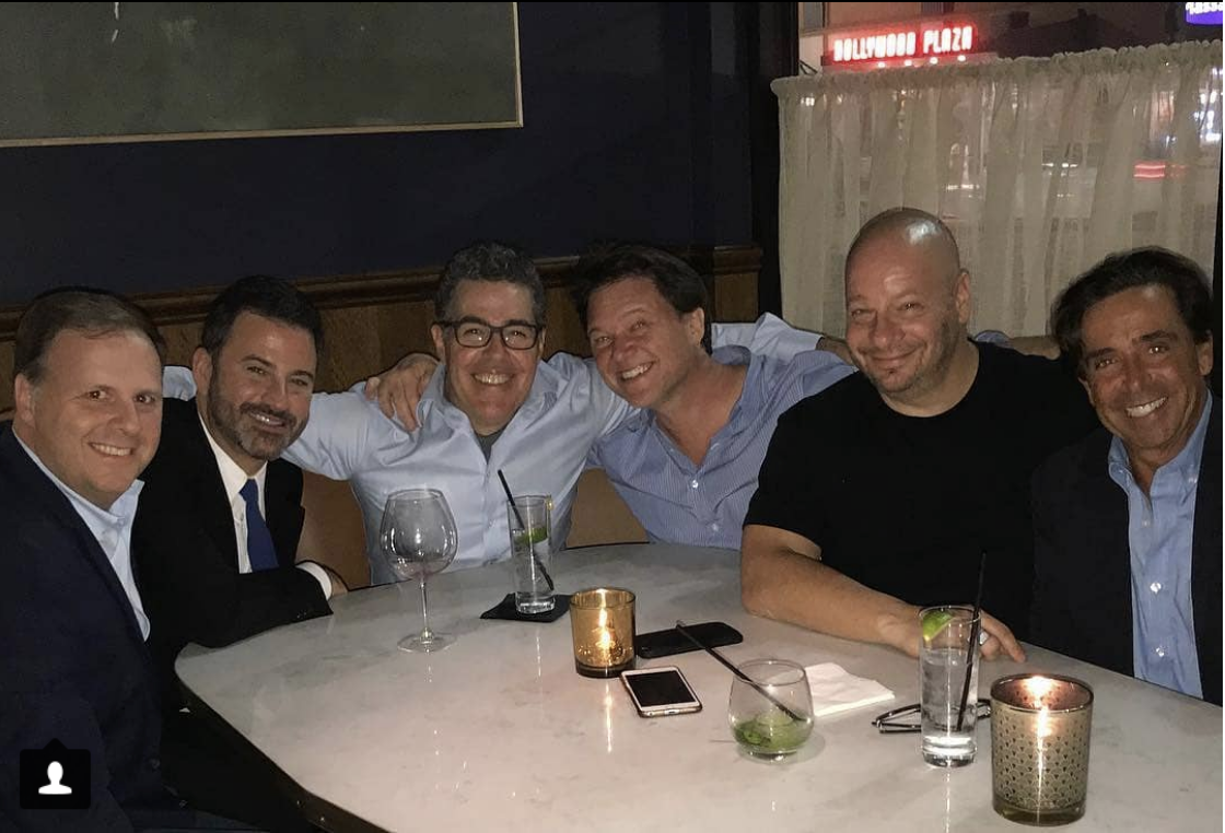 01-Adam-and-Gang-at-Dinner
