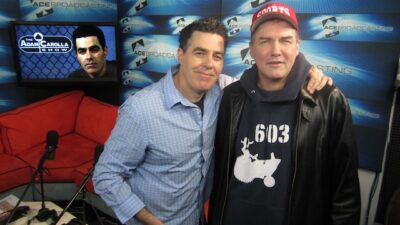 Adam and Norm MacDonald