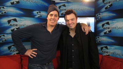 Adam and Seth MacFarlane