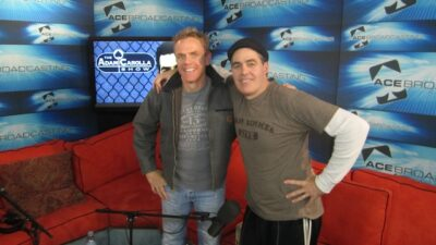 Adam and Christopher Titus