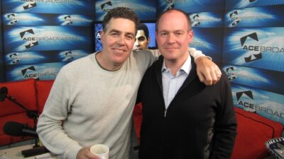 Adam and Rich Eisen