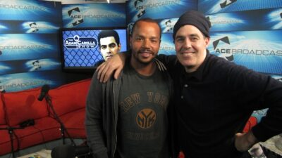 Adam and Donald Faison