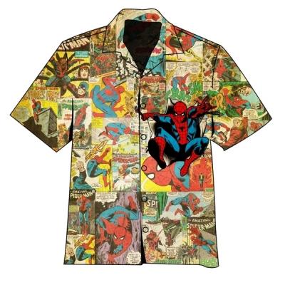 07-spiderman-shirt