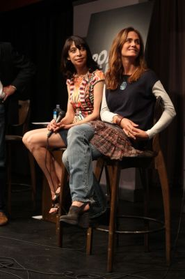 illeana-douglas-and-diane-farr