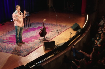 01-Feet-up-at-comedy-show