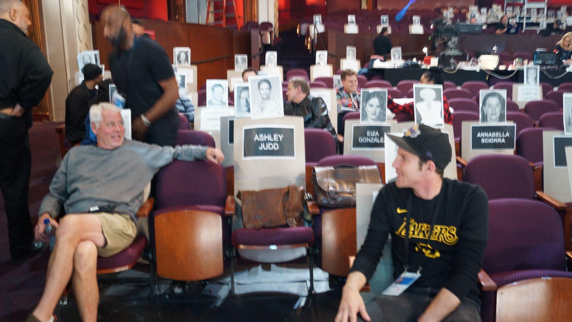 Oscar Seating 2