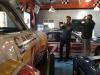 Bana at race shop (2)