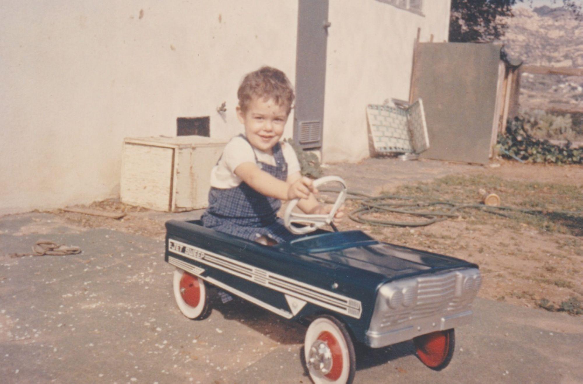 05-Young-Adam-Pedal-Car