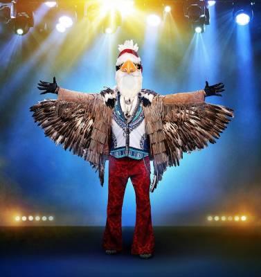 Eagle-Masked-Singer