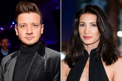 """LOS ANGELES, CA - DECEMBER 02:  Actor Jeremy Renner attends a cocktail party for """"Wind River"""" at Circa 55 Restaurant on December 2, 2017 in Los Angeles, California.  (Photo by Emma McIntyre/Getty Images)  WEST HOLLYWOOD, CA - OCTOBER 29:  Actress,Sculptor, Model & Realtor Sonni Pacheco attends the Gallery Opening Of """"Social Distortion: A Capsule Collection Of Fine Art By Billy Morrison"""" at Art On Scene on October 29, 2016 in West Hollywood, California.  (Photo by Greg Doherty/Getty Images)  Emma McIntyre/Getty; Greg Doherty/Getty"""