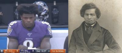 Lamar-Jackson-Frederick-Douglass