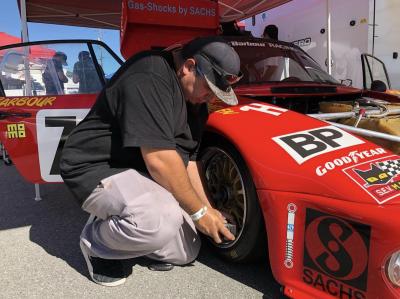 08-Jose-Working-On-Newman-935-Porsche