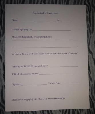 08-Job-Fair-Mom-Application