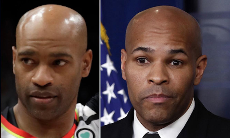 01-Surgeon-General-Jerome-Adams-vs-Vince-Carter