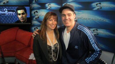 Adam and Jill Zarin