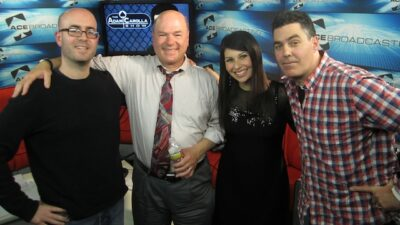 Adam, Alison, Bryan, and Larry