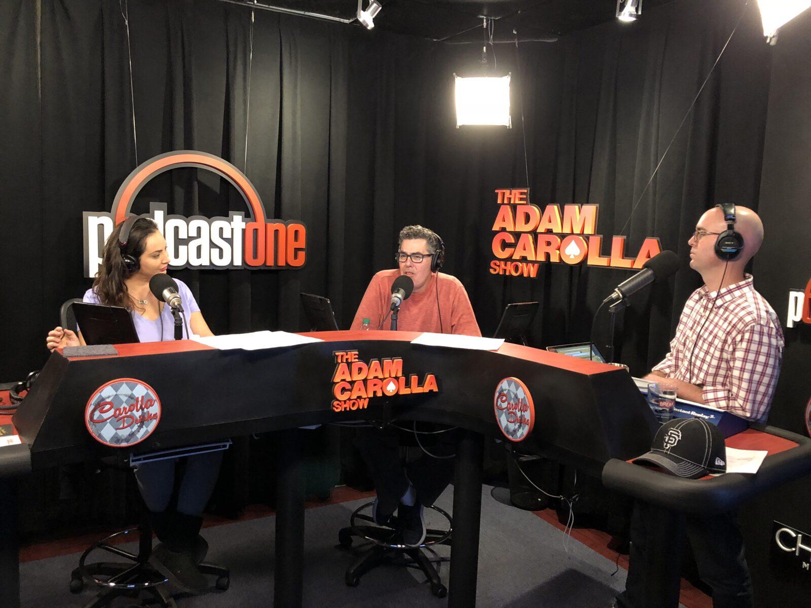 Jim Harbaugh + Totally Topical TiVo Trivia - The Adam
