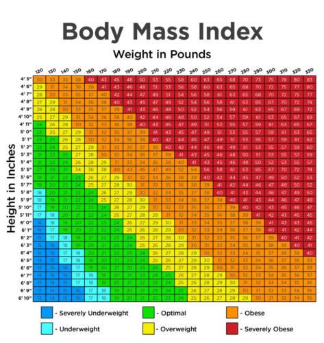 01- BMI body mass index