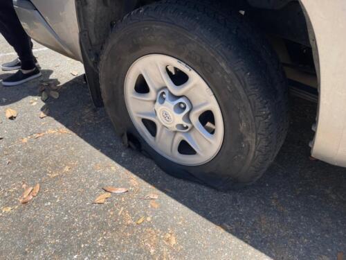 01 - Dawson's Flat Tire