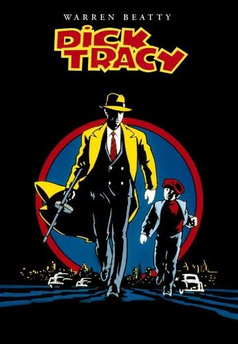 01 - Dick Tracy POSTER