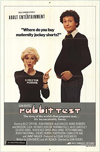 01 - Rabbit Test Poster