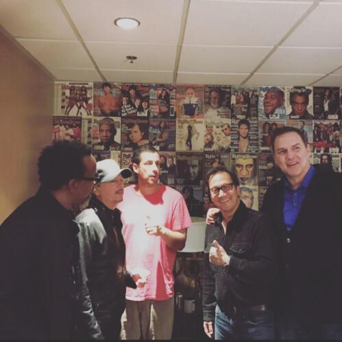 01 - Rob Schneider Norm Macdonald and crew