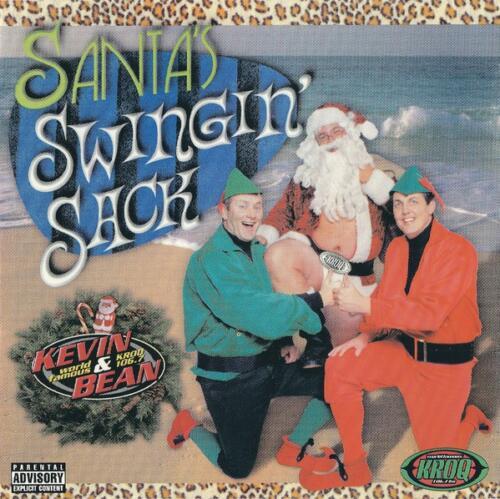 01 - Santa's Swingin Sack Album Cover