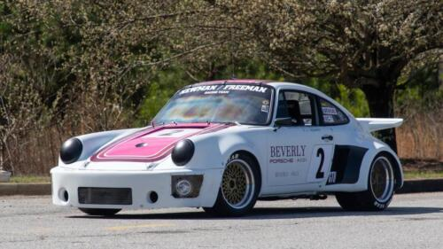 02 - Adam's Newman Porsche 911S