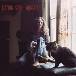 02 - Carole King Tapestry Album Cover
