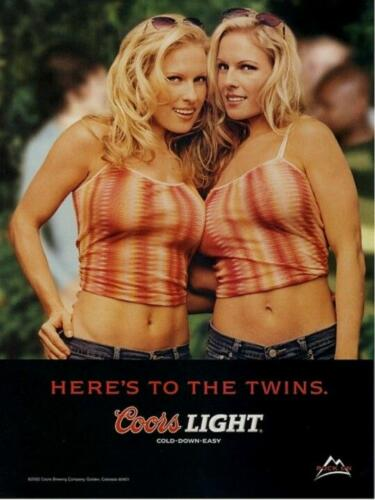 02 - Coors Twins