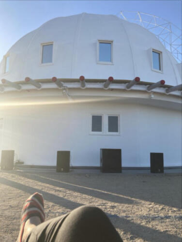 02 - Integratron close up