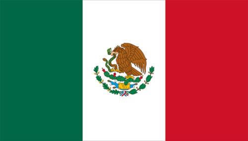 02 - Mexican Flag