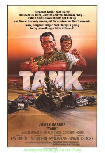02 - Tank Poster