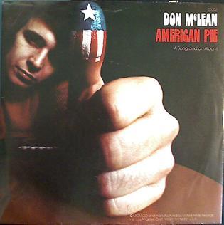 03 - American Pie Album Cover