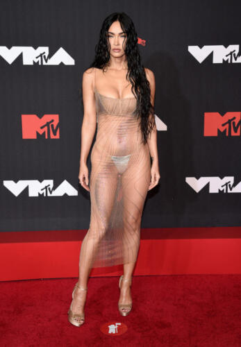 03 - Megan Fox VMA outfit