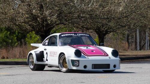 03 - Newman Porsche 911 S