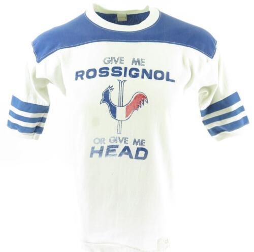 03 - Rossignol give me head t-shirt