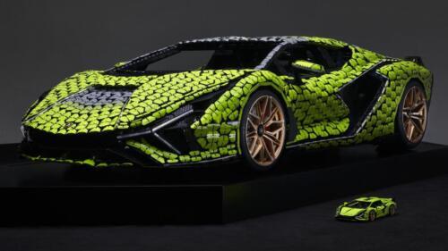 04 - Lego Lambo 1