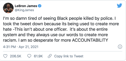 05 LeBron James Tweet 2