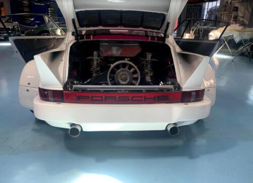 05 - Newman Porsche 911 S rear