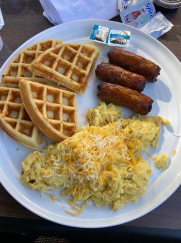 06 - Idyllwild Breakfast