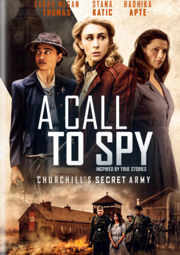 07 - A Call to Spy Poster