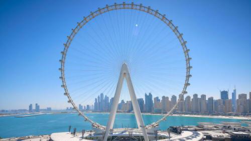 07 - Dubair Ferris Wheel