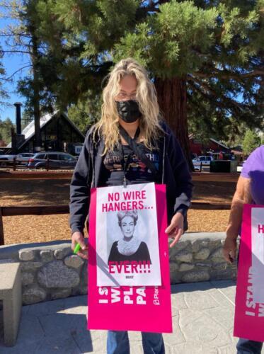 07 - Idyllwild Abortion Protest