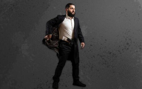 07 - Rabbi Tactical Kapota