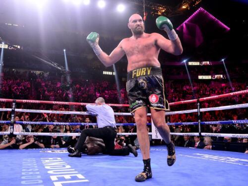 07 - Tyson Fury