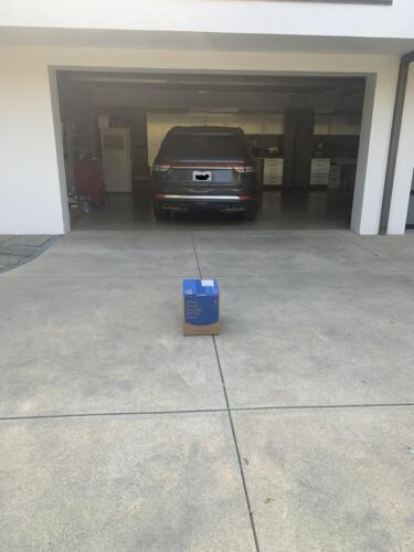 13 - Blue Apron Box