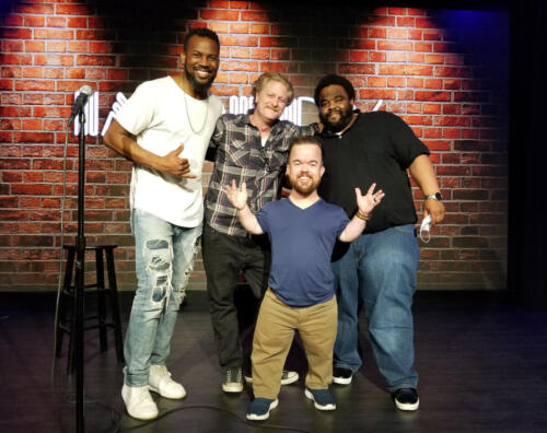13 - Dawson with Brad Williams Brea Improv