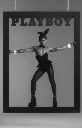 17 - Male Playboy Bunny